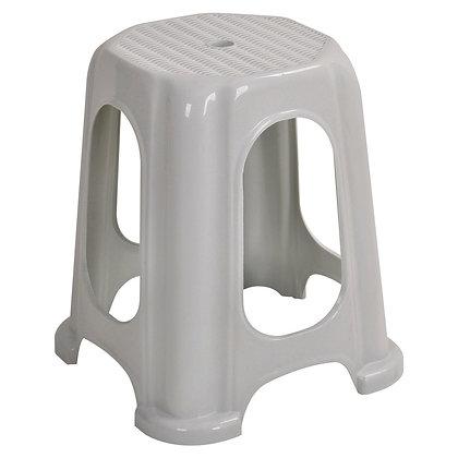 Beyaz Plastik Tabure
