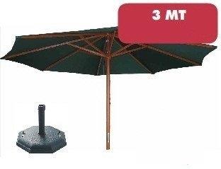 3 Metrelik Bahçe Şemsiyesi