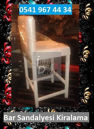 Deri Sandalye Kiralama