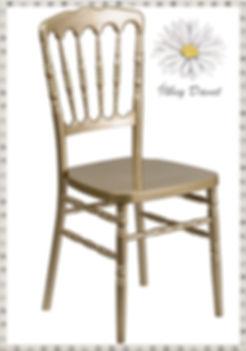 napolyon sandalye kiralama