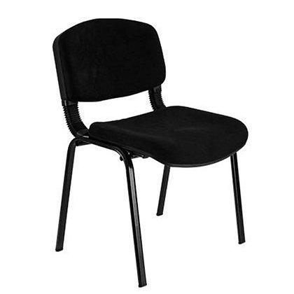 Siyah Seminer Sandalyesi (Kolçaksız)