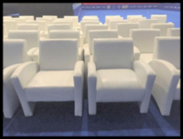 koltuk kiralama loca sedir oturma grubu