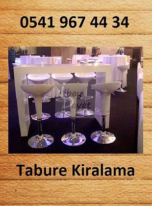 Bistro Tabure Kiralama