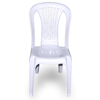 Beyaz Plastik Sandalye
