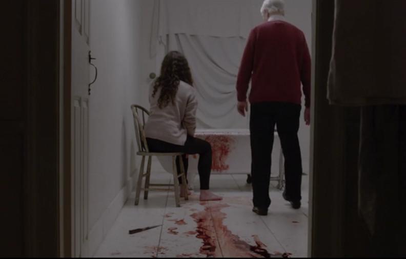 """Valerie in """"Blood Ties"""""""