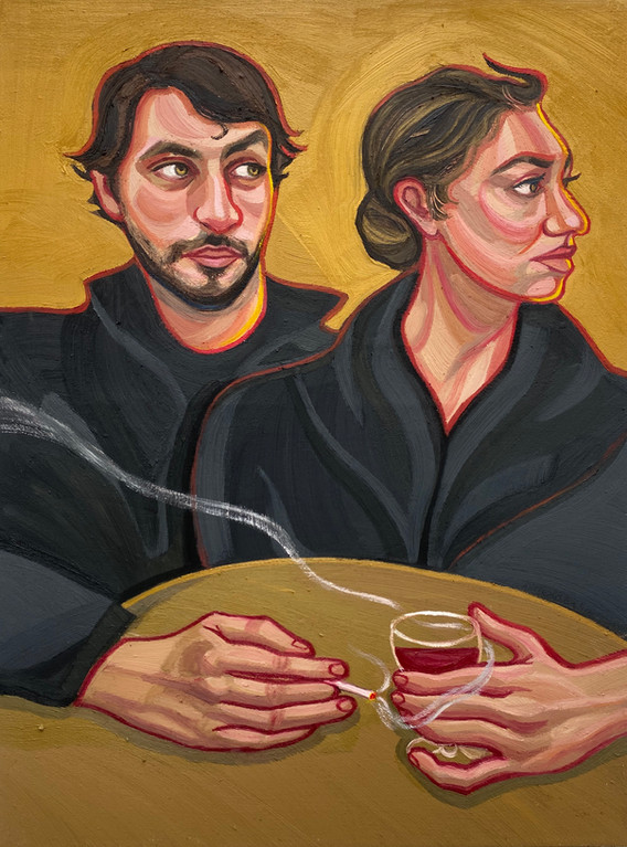 'Smoke and Wine'