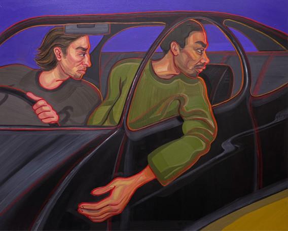 cruising painting