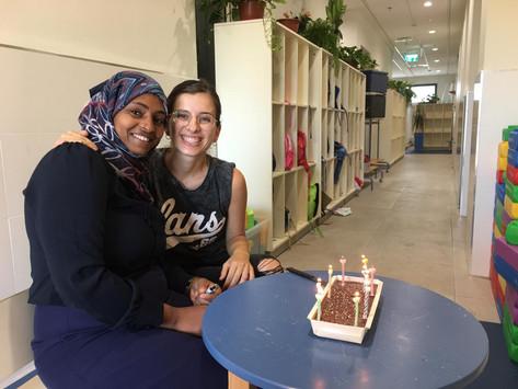 Meet Adi and Arsema