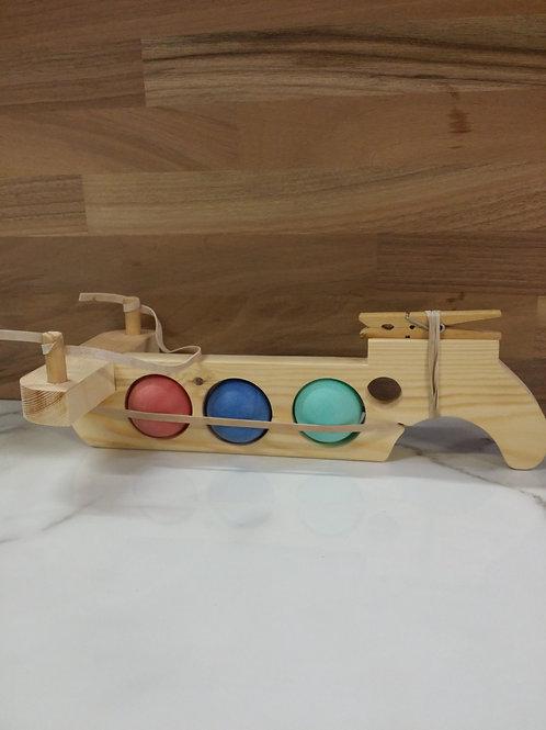 Ping Pong ball Crossbow-Gun