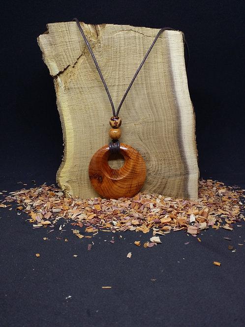 Handmade Wooden Pendant/Necklace