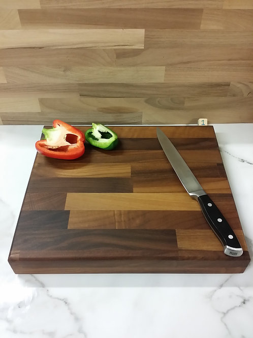 Chopping board-cutting board handmade wood