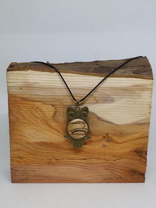 Owl Pendant/Necklace