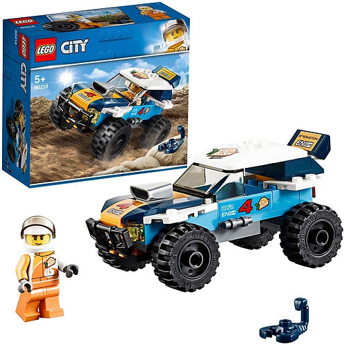 LEGO City - Auto da rally del deserto