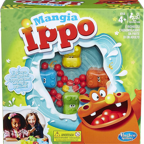 Hasbro Gaming - Mangia Ippo