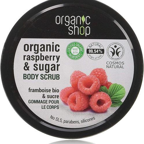 Organico Shop scrub corpo naturale