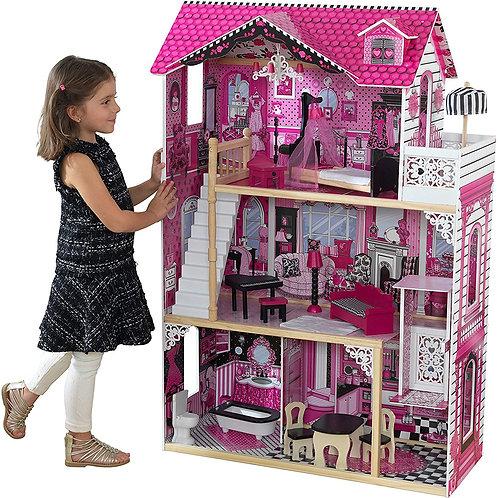 Casa delle Bambole Amelia in Legno
