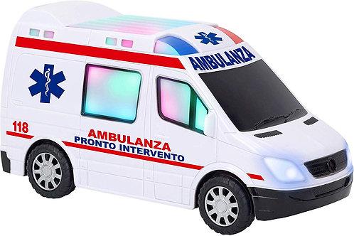 Ambulanza Giocattolo