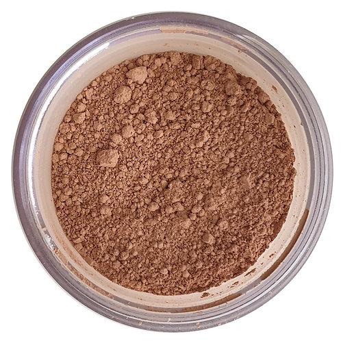 cipria-face powder-light talc