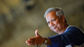 Yunus: Citizens have to fix things themselves