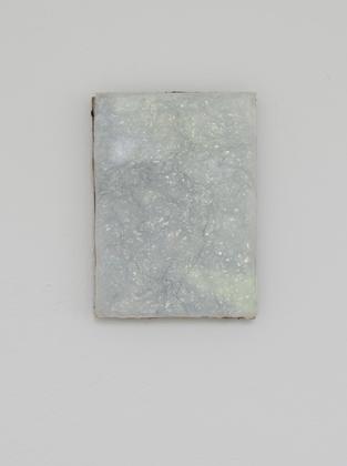 13x18 cm Holzfaserplatte, Ölfarbe, Lehm,