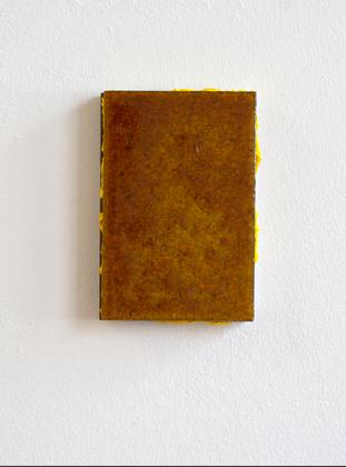 10x15cm Parafinstearinwachs, Faserplatte