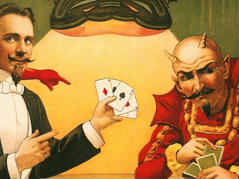 The magician I hate most in the world
