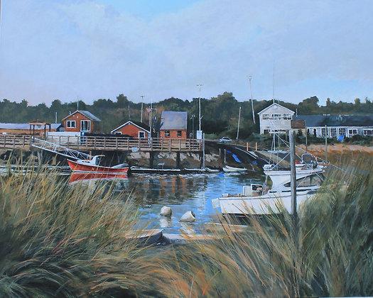 Wells Harbor