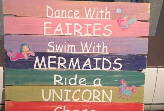 Mermaid Motivation