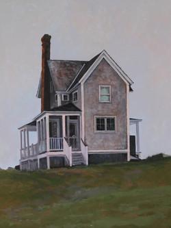 Grey House at Goose Rocks 2018_1
