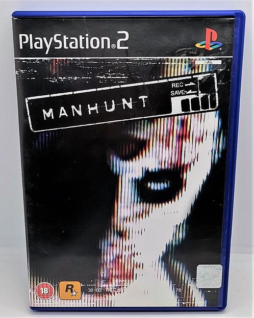 Manhunt for Sony PlayStation 2 PS2