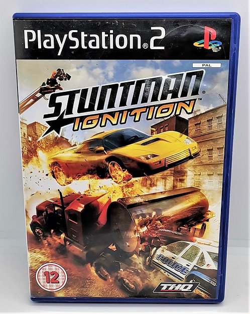 Stuntman: Ignition for Sony PlayStation 2 PS2