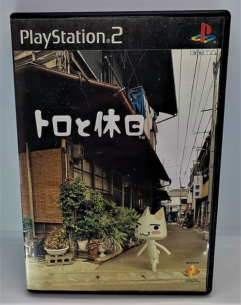 Toro to Kyuujitsu for Sony PlayStation 2 PS2