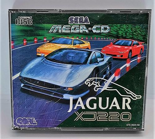 Jaguar XJ220 for Sega Mega-CD
