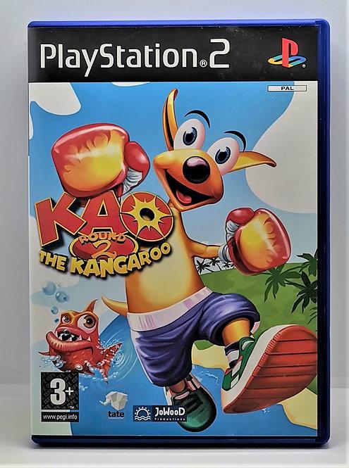 Kao the Kangaroo: Round 2 for Sony PlayStation 2 PS2