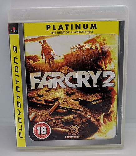 Far Cry 2 for Sony PlayStation 3 PS3