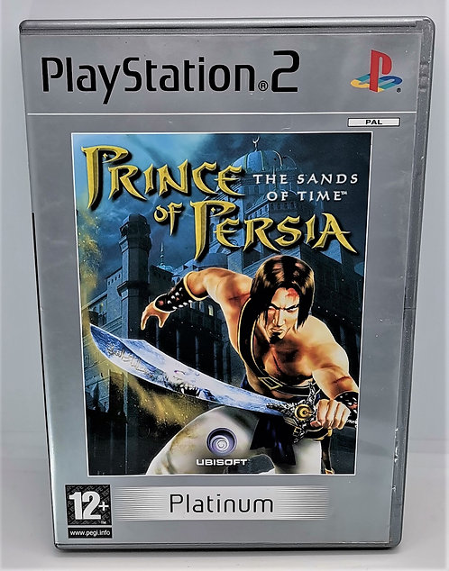 Prince of Persia: The Sands of Time for Sony PlayStation 2 PS2