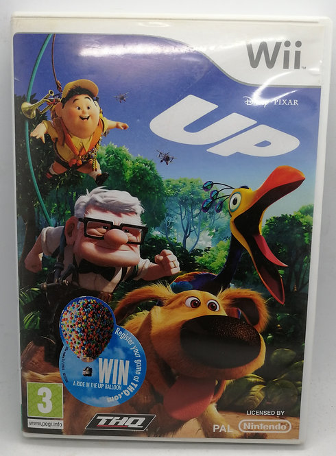 Up for Nintendo Wii