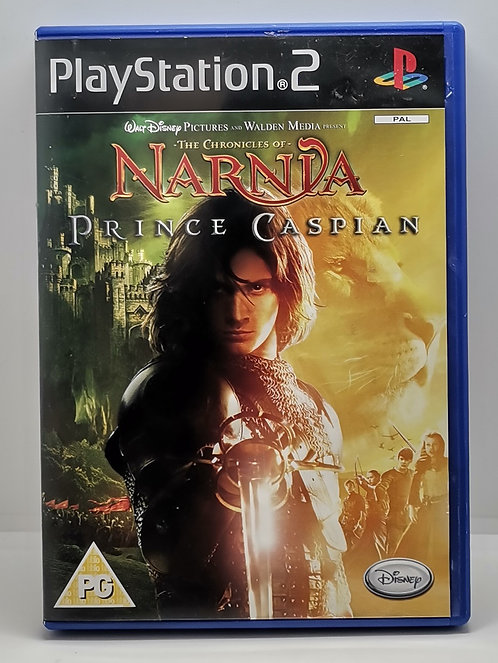 The Chronicles of Narnia: Prince Caspian for Sony PlayStation 2 PS2