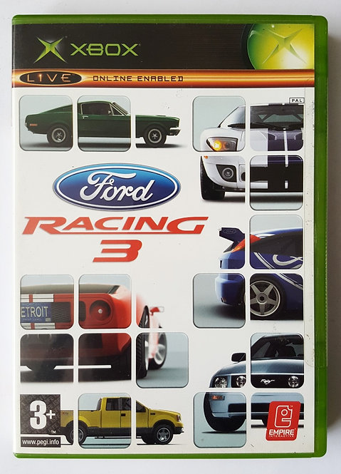 Ford Racing 3 for Microsoft Xbox