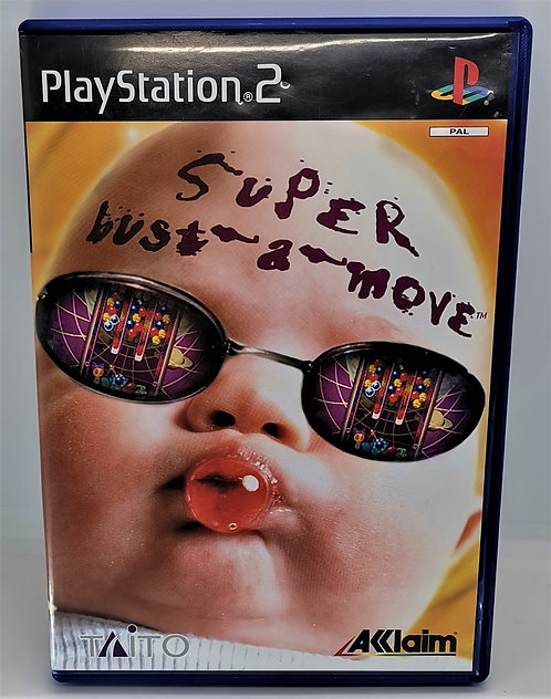 Super Bust-A-Move for Sony PlayStation 2 PS2