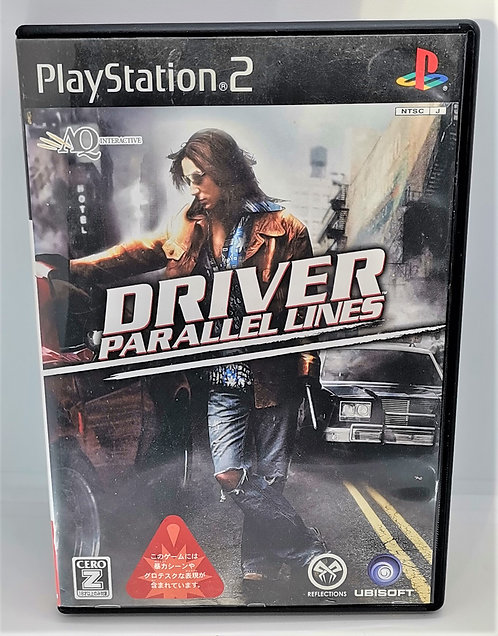 Driver: Parallel Lines for Sony PlayStation 2 PS2