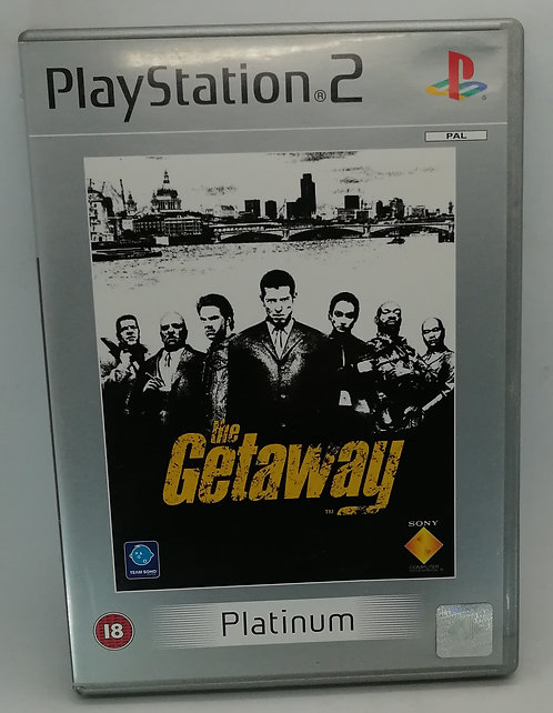 The Getaway for Sony PlayStation 2 PS2