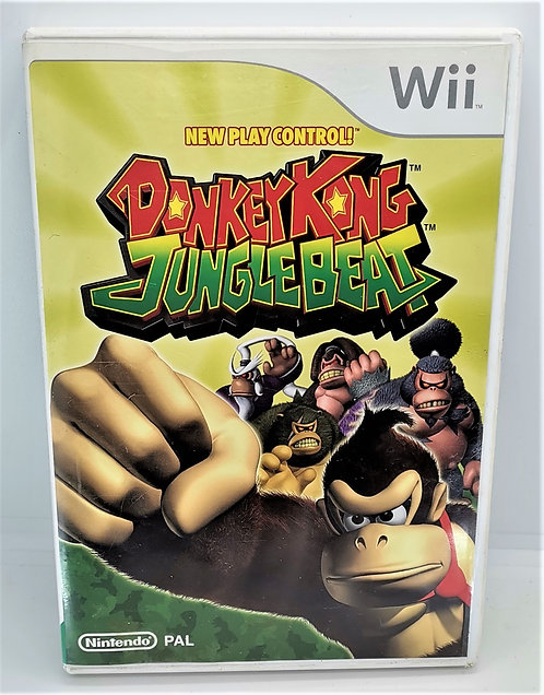 Donkey Kong: Jungle Beat for Nintendo Wii