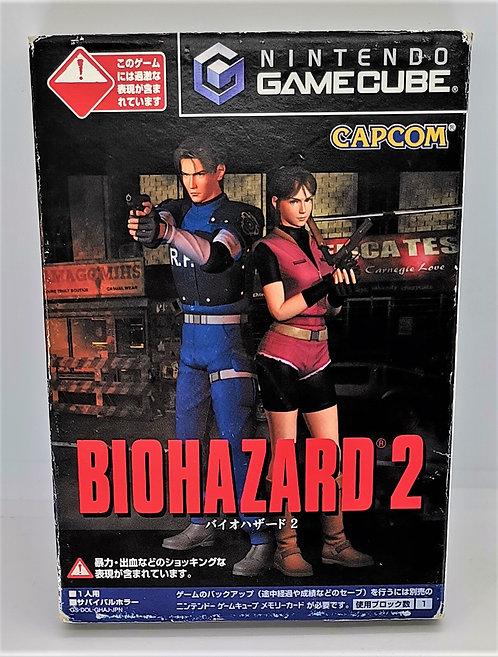 Biohazard (Resident Evil) 2 for Nintendo GameCube