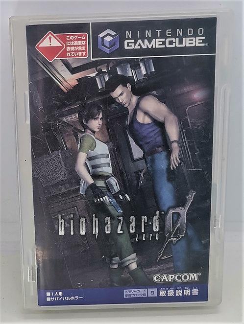 Biohazard Zero for Nintendo GameCube