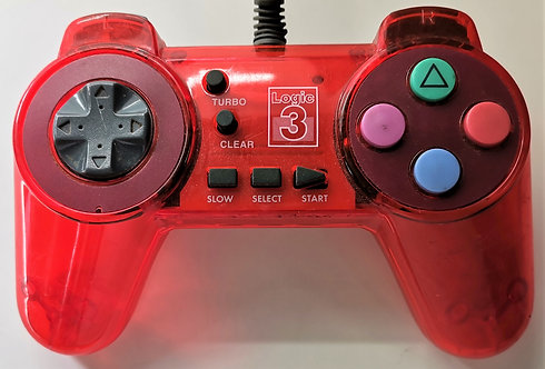 Logic3 Turbo Controller for Sony PlayStation PS1