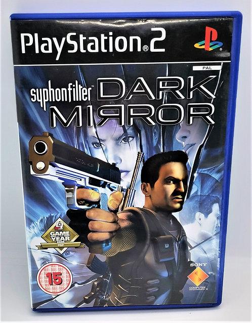 Syphon Filter: Dark Mirror for Sony PlayStation 2 PS2