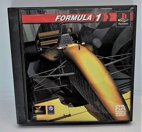 Formula 1 for Sony PlayStation PS1