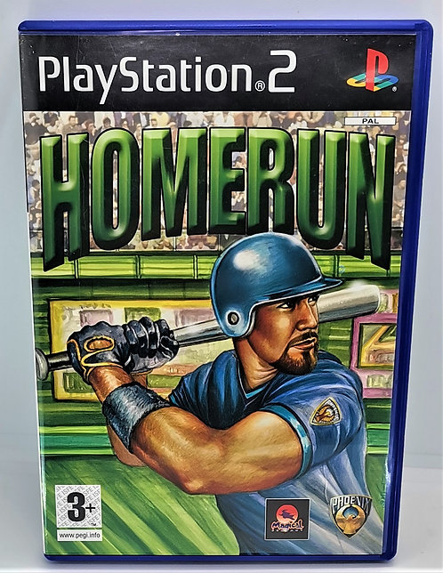 Homerun for Sony PlayStation 2 PS2
