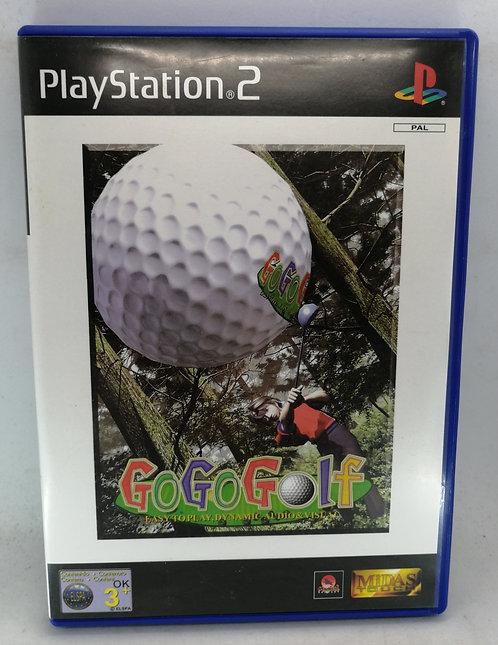 Go Go Golf for Sony PlayStation 2 PS2